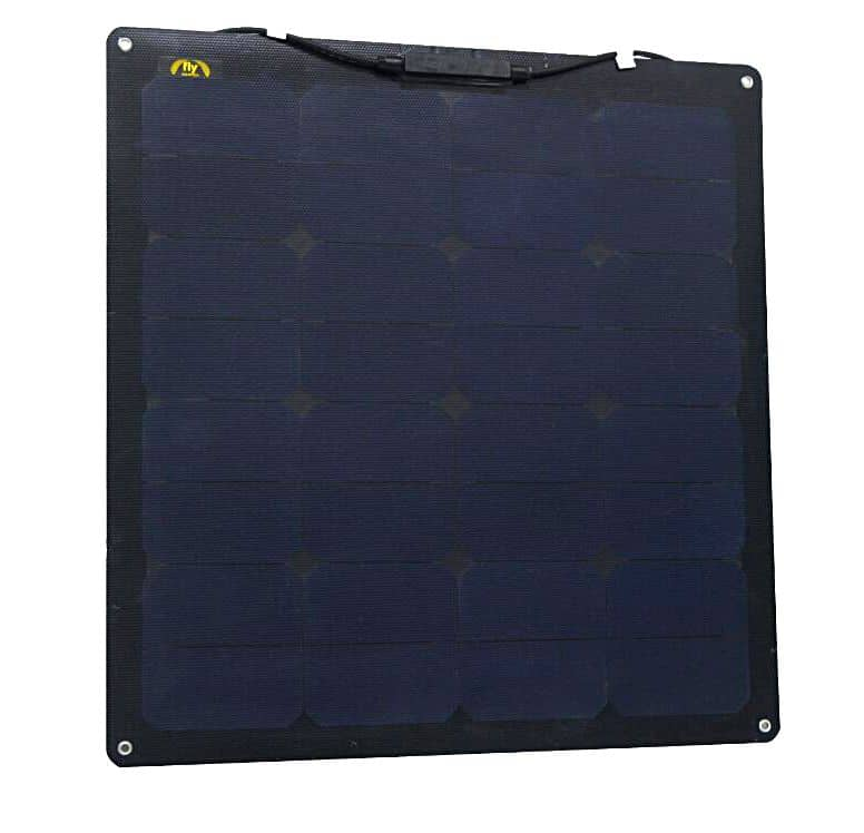 Fly Solartech Semi Flexible Photovoltaic Panel Other Detail