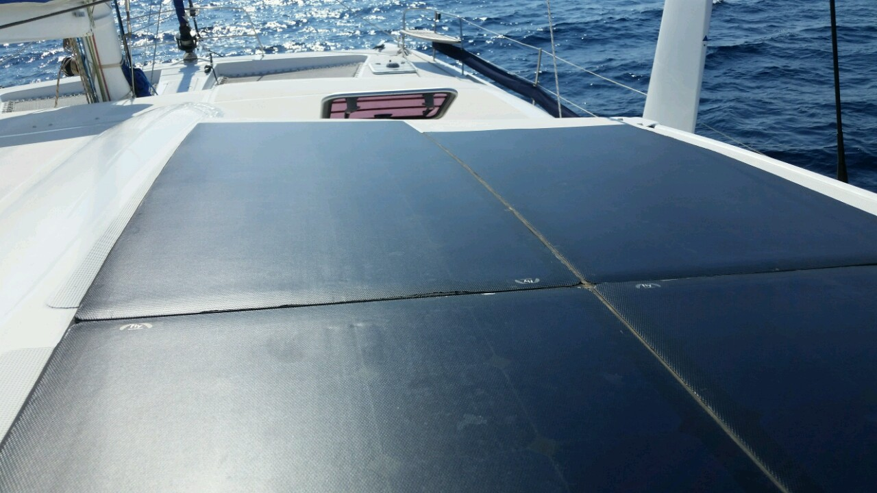 Solar Panel Solution for Boats