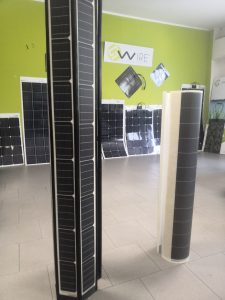 Customized – Tailored Shapes and Thickness of Solar Panels